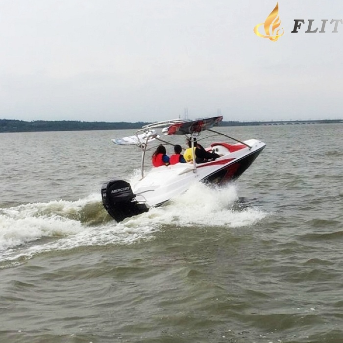 Affordable 4 Person Speed Boat Towable Boat Sport Boat