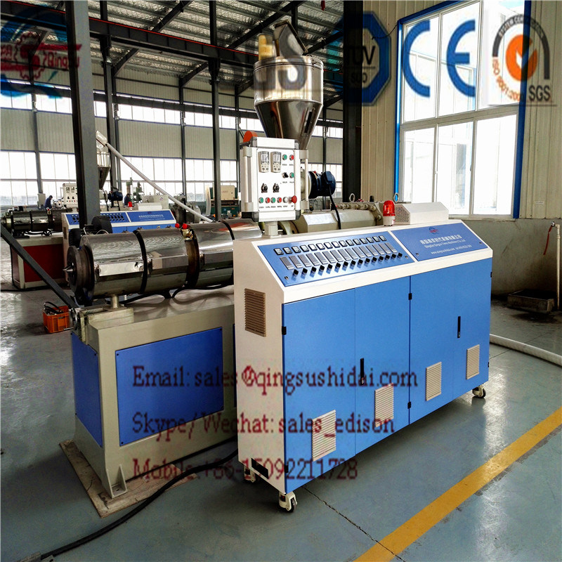 PVC Construction Template Machine