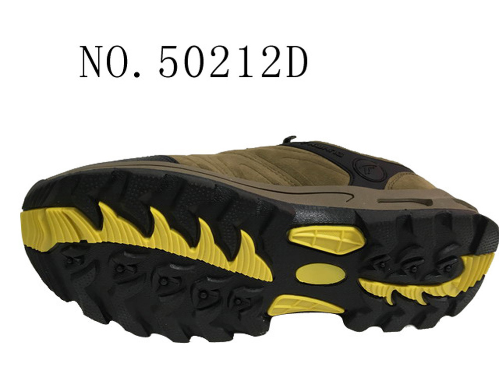 No. 50212 Men Hiking Shoes Stock Shoes Two Colors