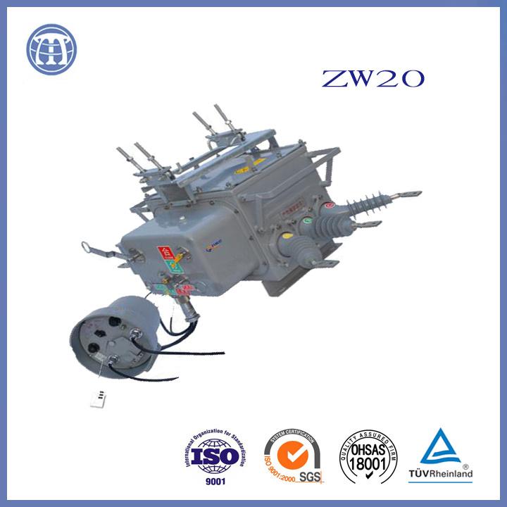 Outdoor Circuit Breaker Zw20 of Mingde Brand