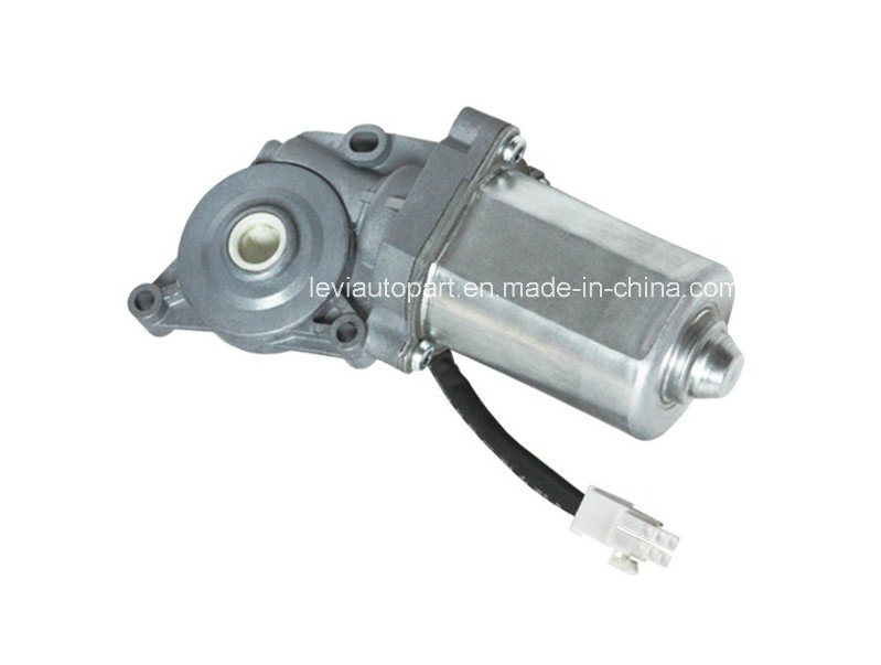 3 Holes 24V DC Geared Motor