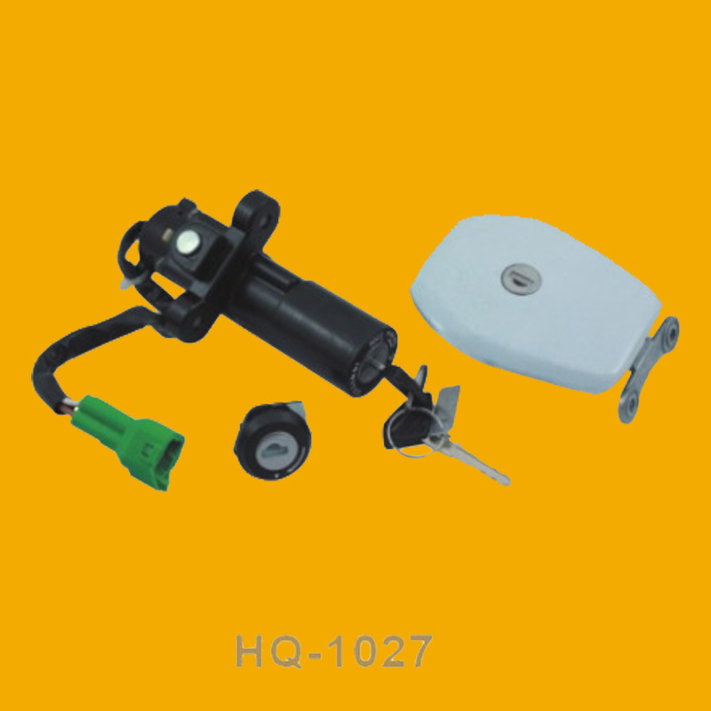 Reliable Ignition Switch, Motorcycle Ignition Switch for Hq27