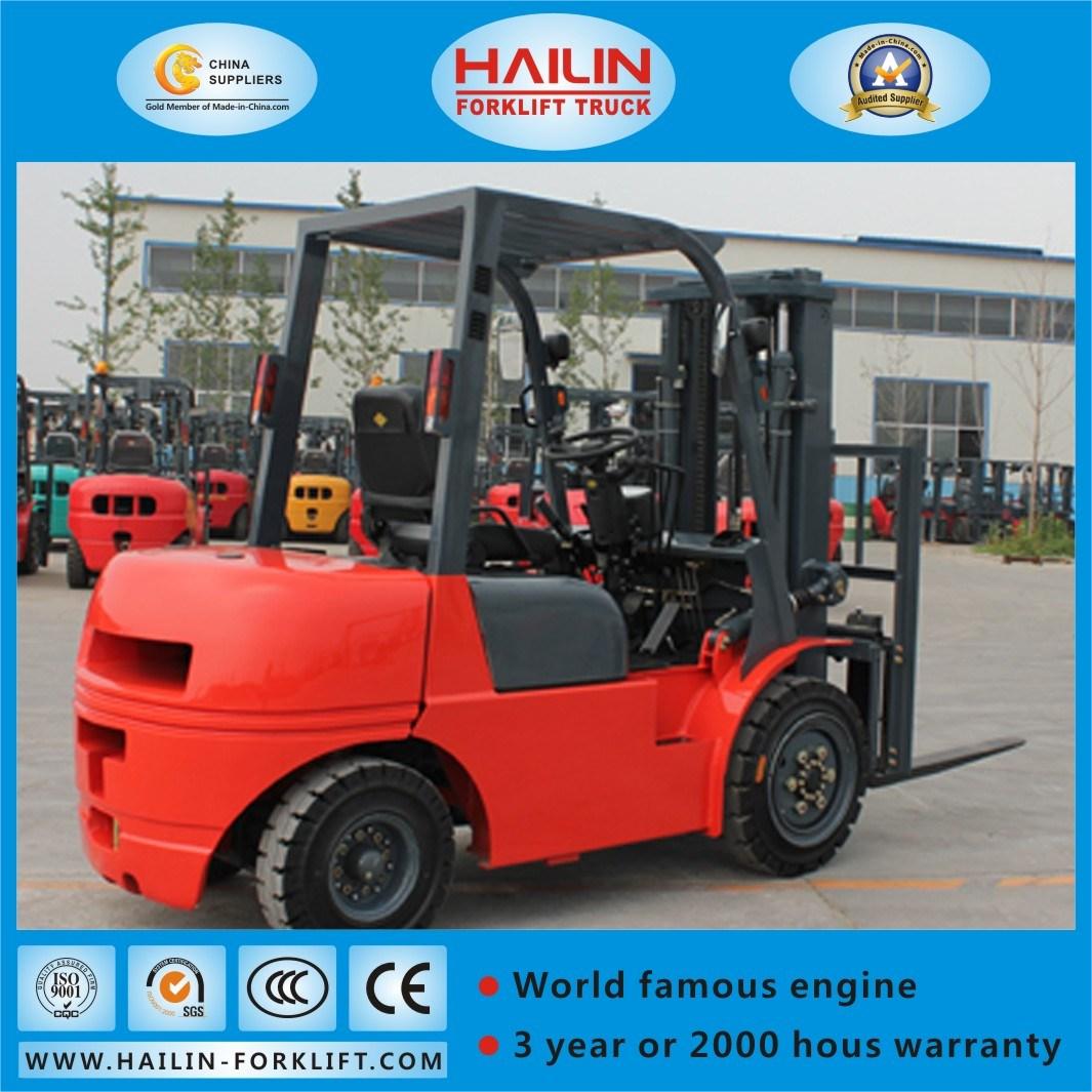 Diesel Forklift (ISUZU engine, 3Ton)
