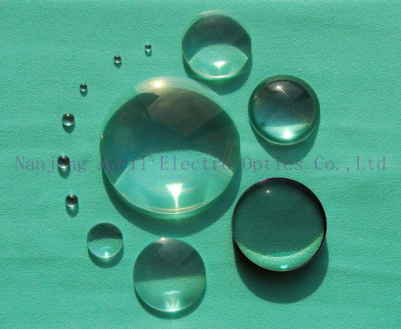 Optical Bk7 Glass Convex Lenses