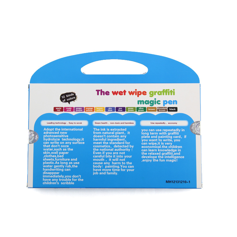 Wholesale The Wet Wipe Graffiti Magic Pen-Curnane