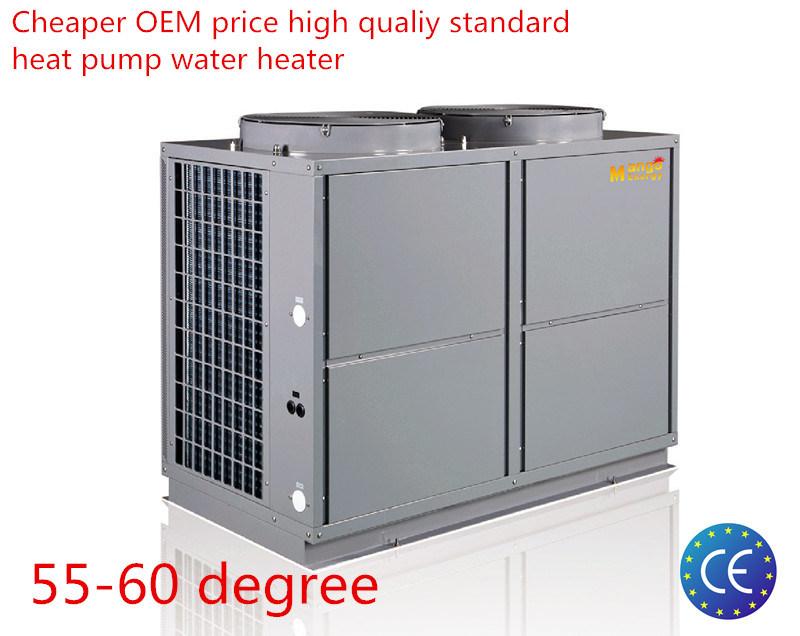 Cheaper OEM Price High Qualiy Standard 10kw/18kw/22kw/38kw/56kw/76kw/120kw Heat Pump Water Heater