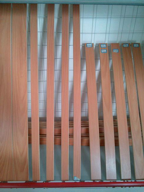 Full Poplar Wooden Bed Slats with Decorative Paper (BD01)