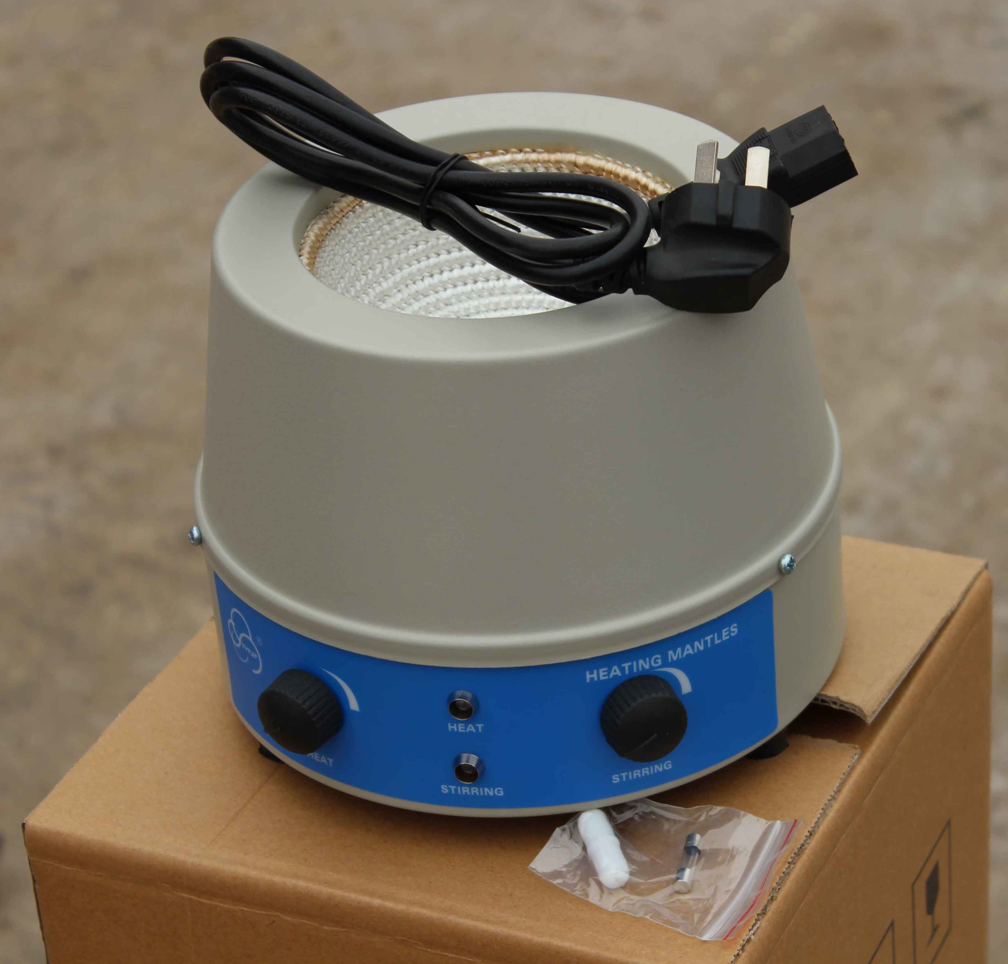 Lab Heating Mantle Heating Magetic Stirrer with Ce and ISO