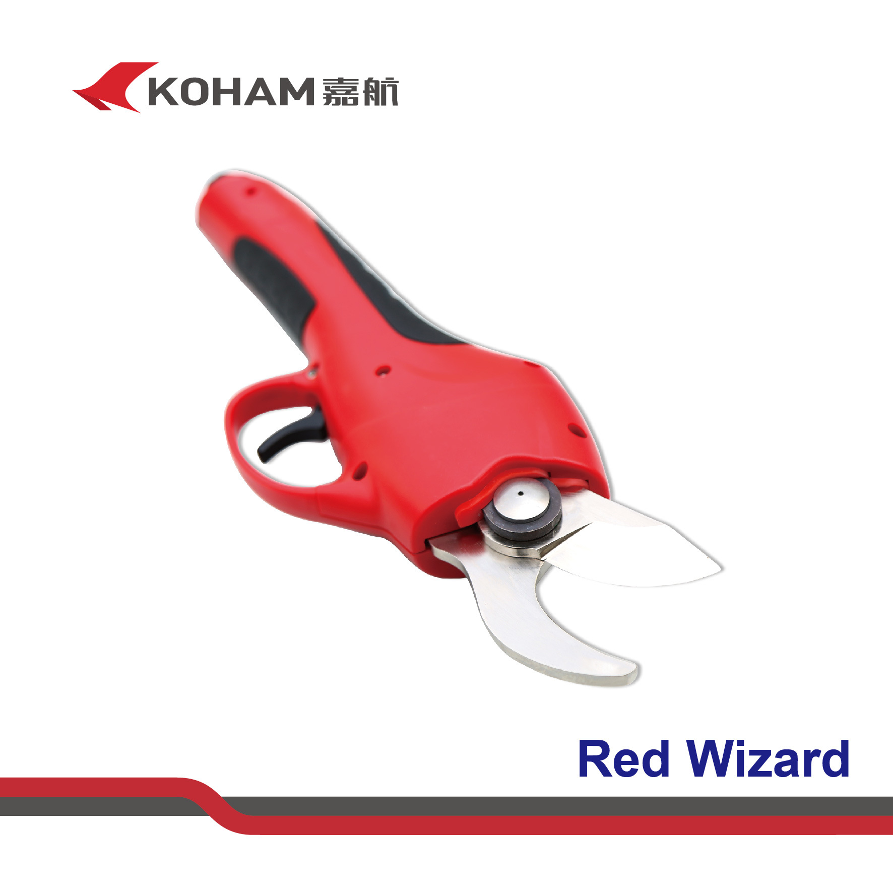 Koham 4.4ah-5c Lithium Battery Hedge Trimmer Tools