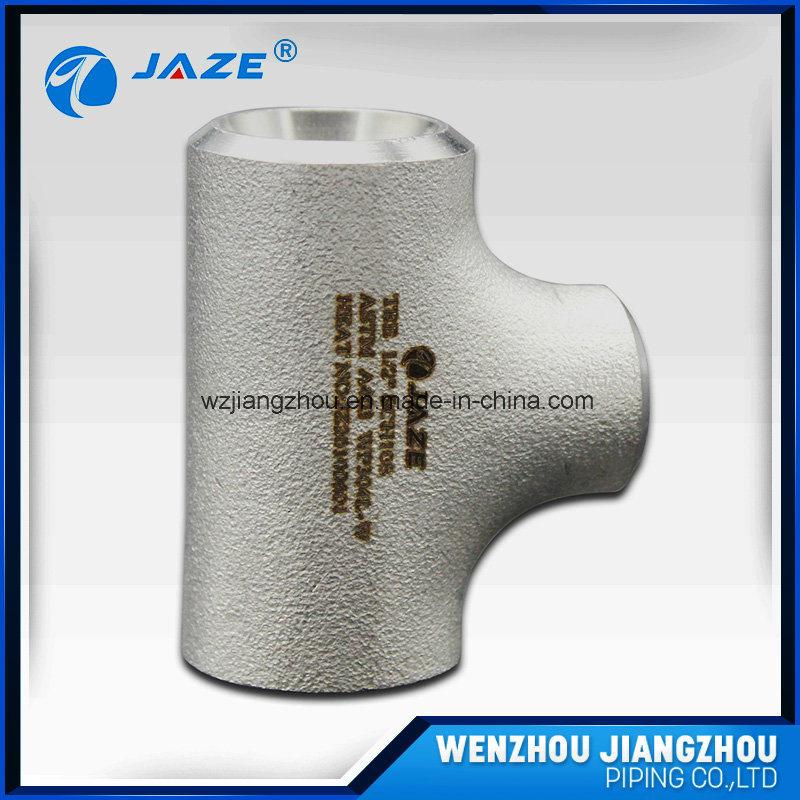 ASTM B16.9 Standard Pipeline Equal Tee