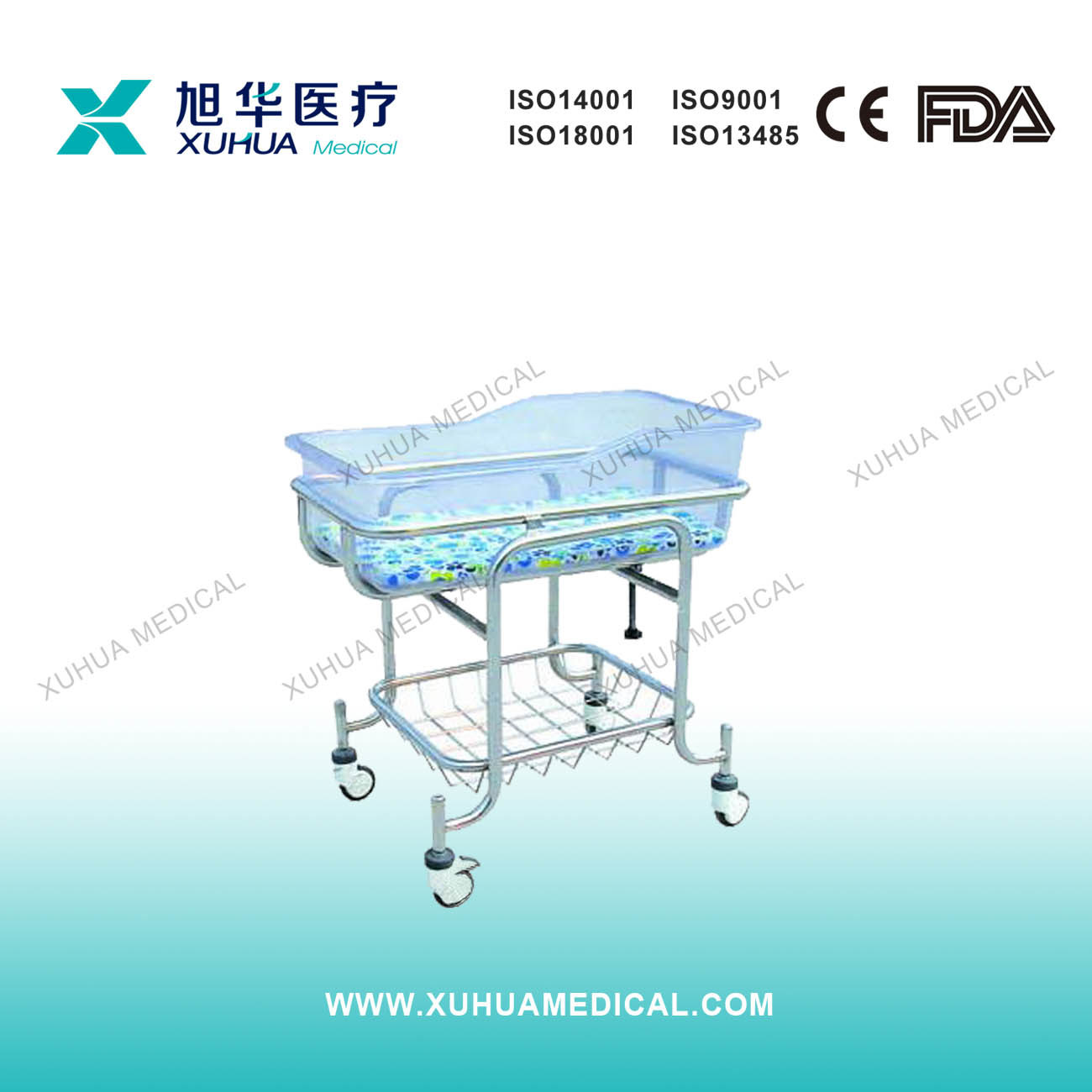 Hospital Infant Bed (D-4)