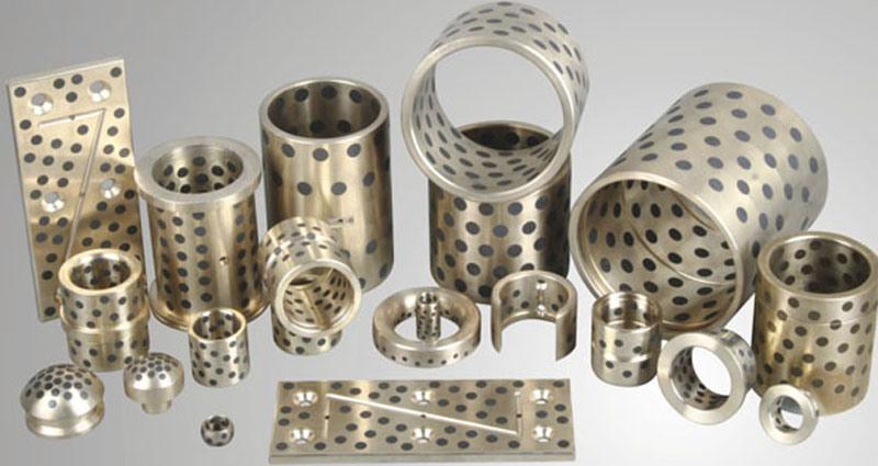 Wholesale Bearing Accessories Metric and Custom Bearing Bush Oilless Bearings Inch Sizes