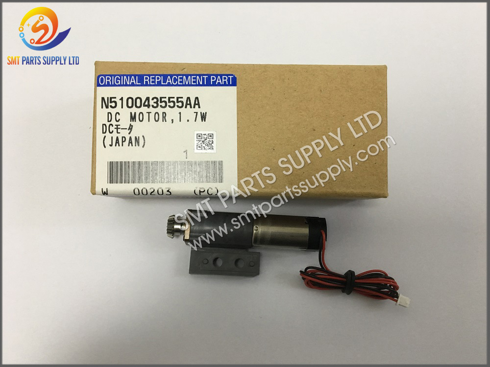 SMT Panasonic DC Motor 1.7W N510043555AA N510043589AA