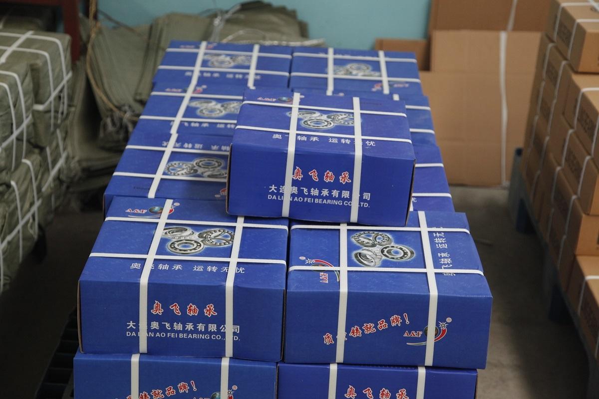 A&FBearing High Quality Pillow Block Ball Bearing 1102KLLG