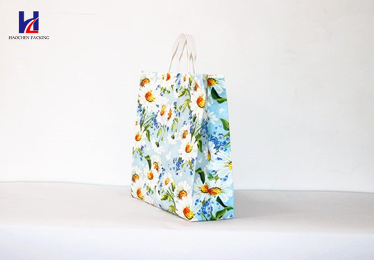 The Latest Popular Non-Woven Shopping Bag