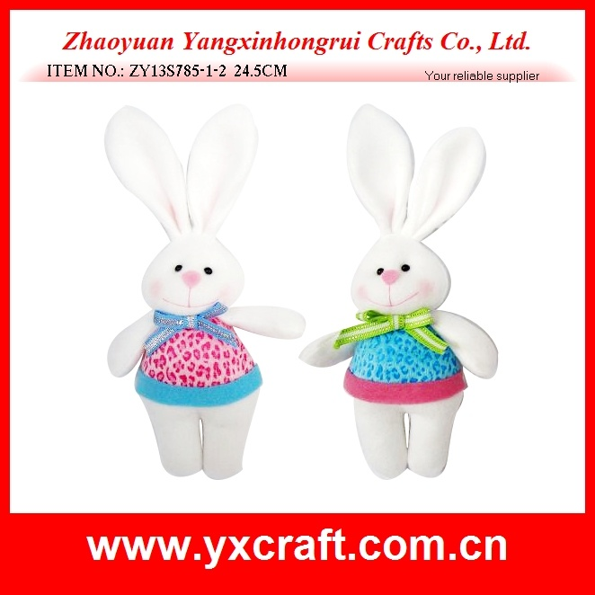 Easter Decoration (ZY13S785-1-2 24.5CM) Easter Friend Gift Easter Signs