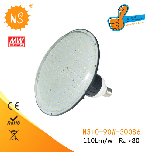 CE RoHS 90watt LED for Warehouse with LED Pizza Light for Parking Light