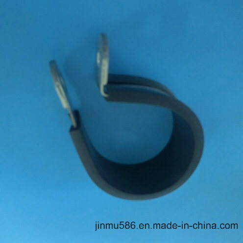 Hose Clamp with Rubber (42mm)