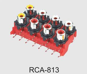 RCA Jack/AV Jack (RCA-813)