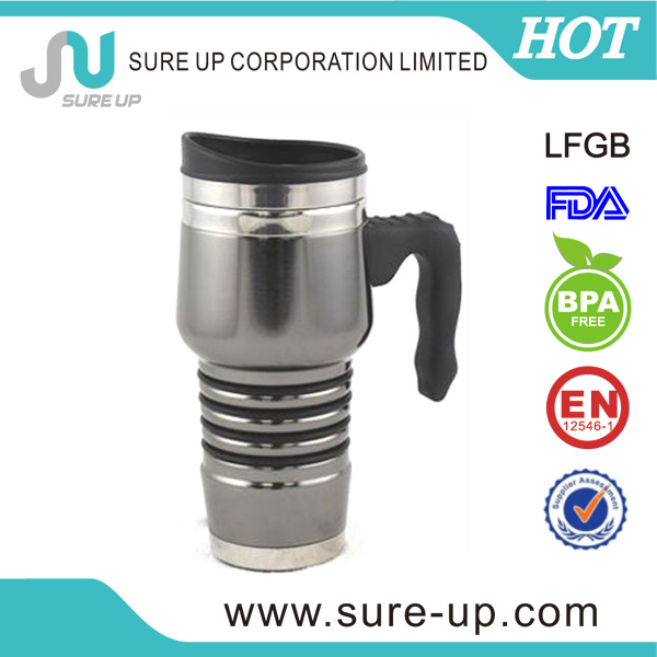 0.5L Wide Mouth Thermos Drinking Mugs (MSUU)