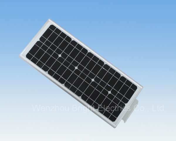 Integrated Solar Street Light Road Lamp with High Quality and Competitive Price