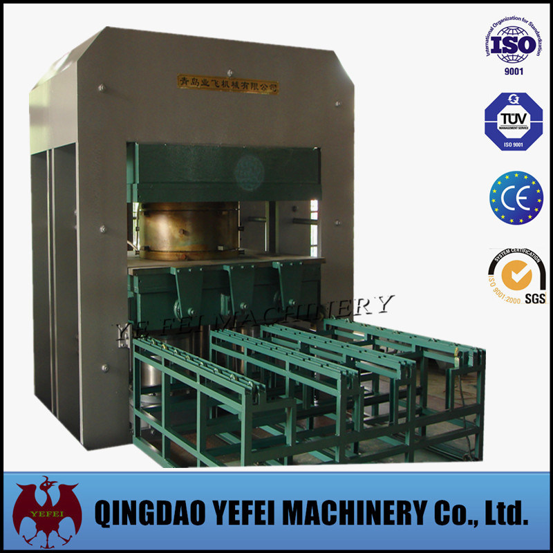 2016 Hot Sale Rubber Vulcanizing Machine with Ce&ISO&SGS Certification