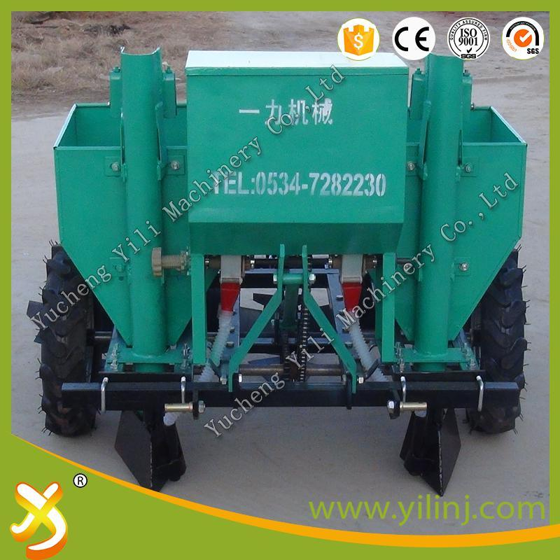 Potato Planter, 3 Point Potato Planter with Fertilizer