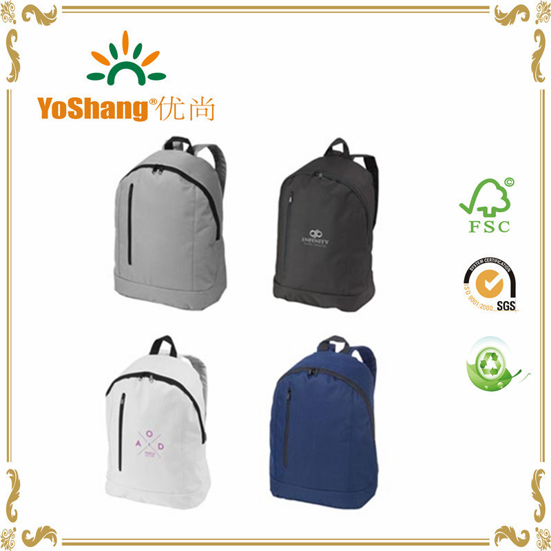 2016 New Design Padded School Backpack, Famous Brand School Art Bag