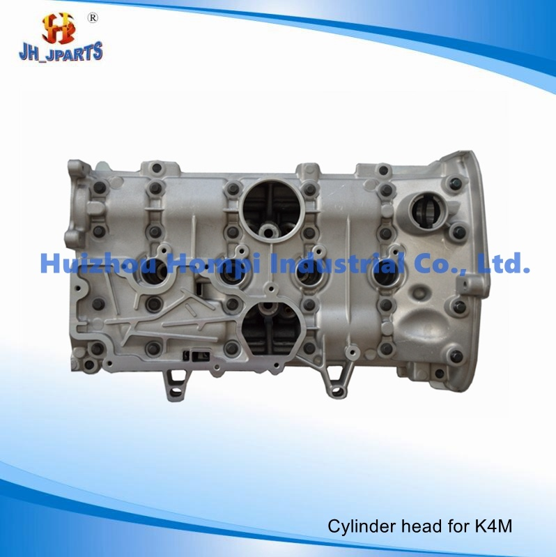 Car Parts Cylinder Head for Renault K4m/K4j L90 7701474361 7701473352