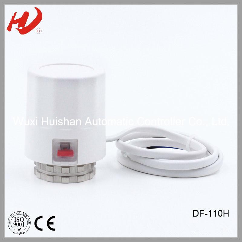 Floor Heating Parts Manifold Actuators (DF-110H)