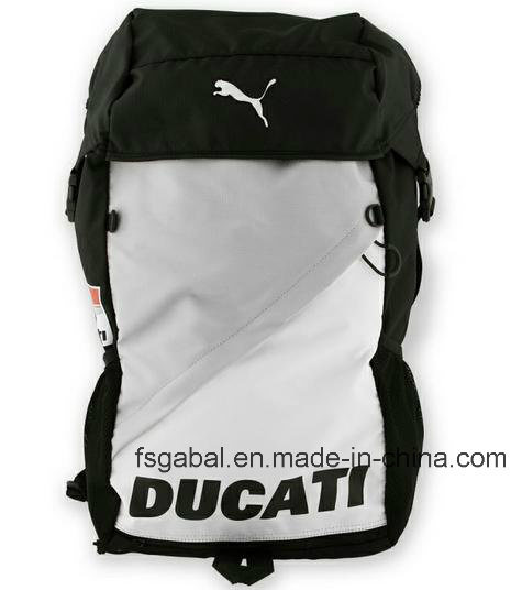 Ducati Moto Knight Sports Helmet Bag Backpack with Net Pocket