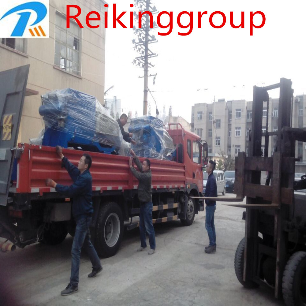 Road Surface Sandblasting Machine by Steel Shot