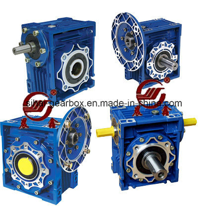 Nmrv Worm Gearing Arrangement Gearmotors