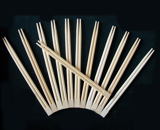 Disposable Bamboo Chopsticks with Full Paper Cover