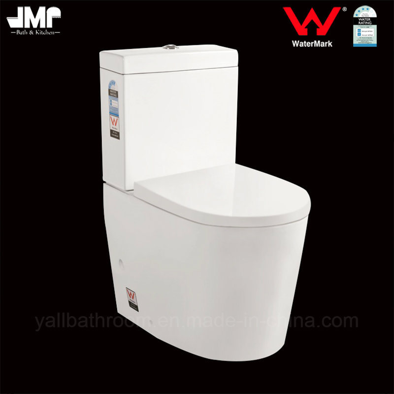 Watermark Bathroom Wc Sanitary Wares Ceramic Toilet