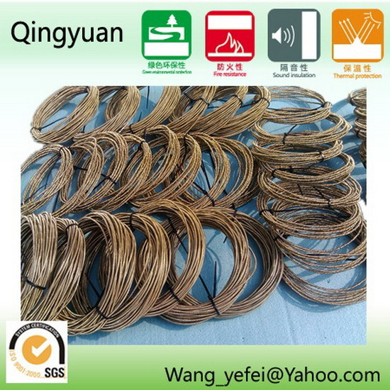 Foam Glass Cutting Steel Wire with Cutting Function
