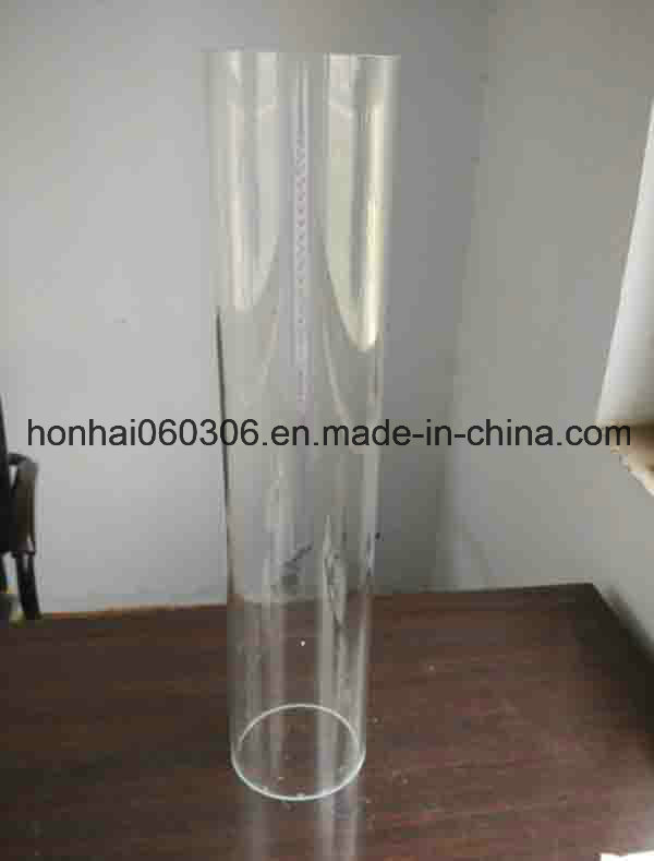 Borosilicate Glass Cylindrical Lampshade