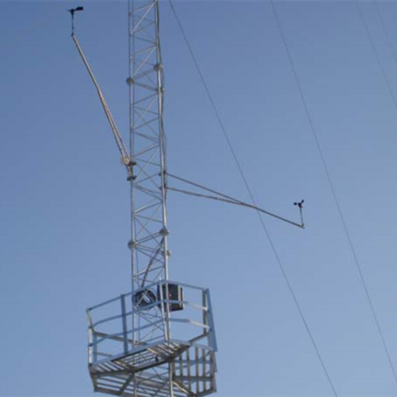 Triangle Guy Wire Tower for Telecom