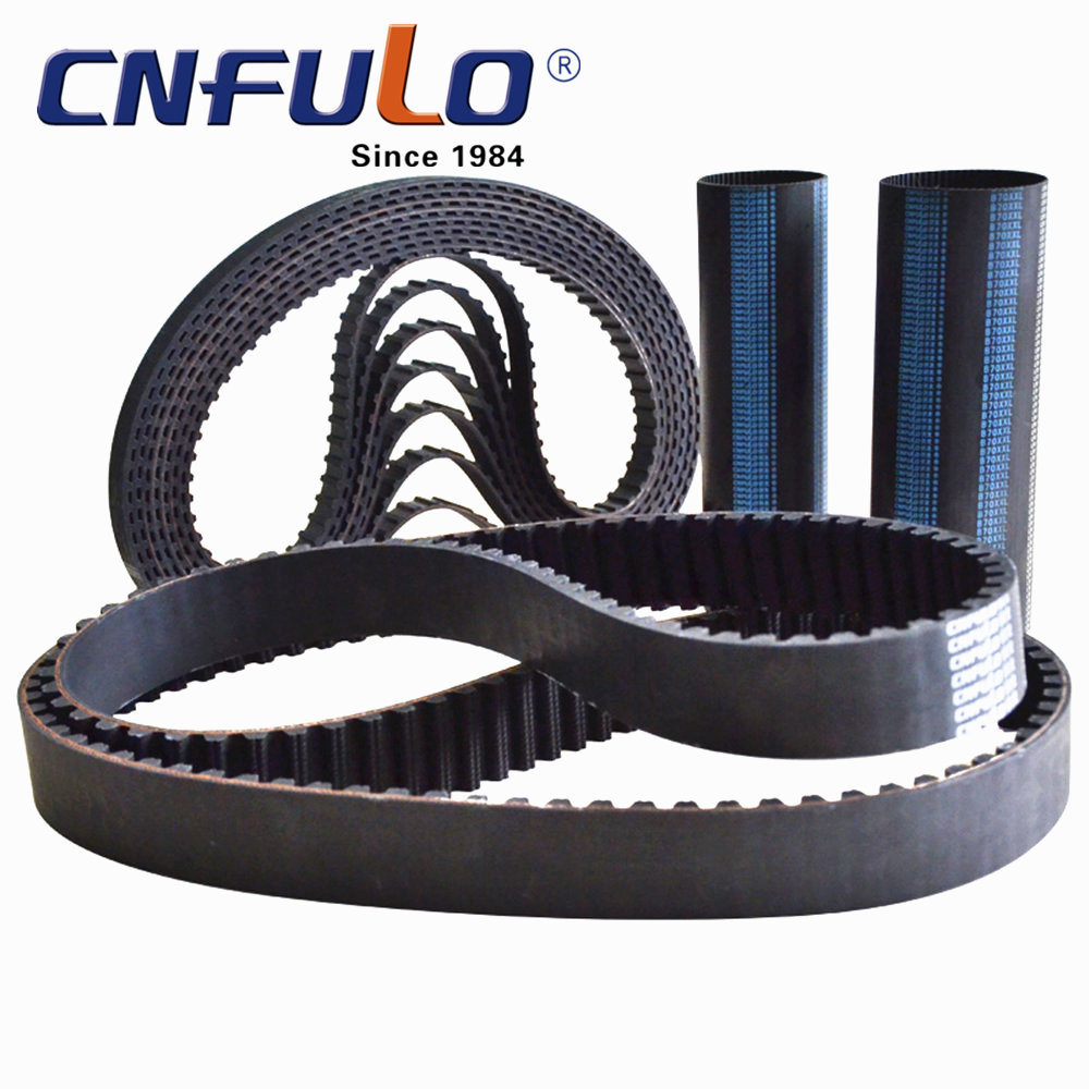 Rubber Timing Belt, High Torque Drive