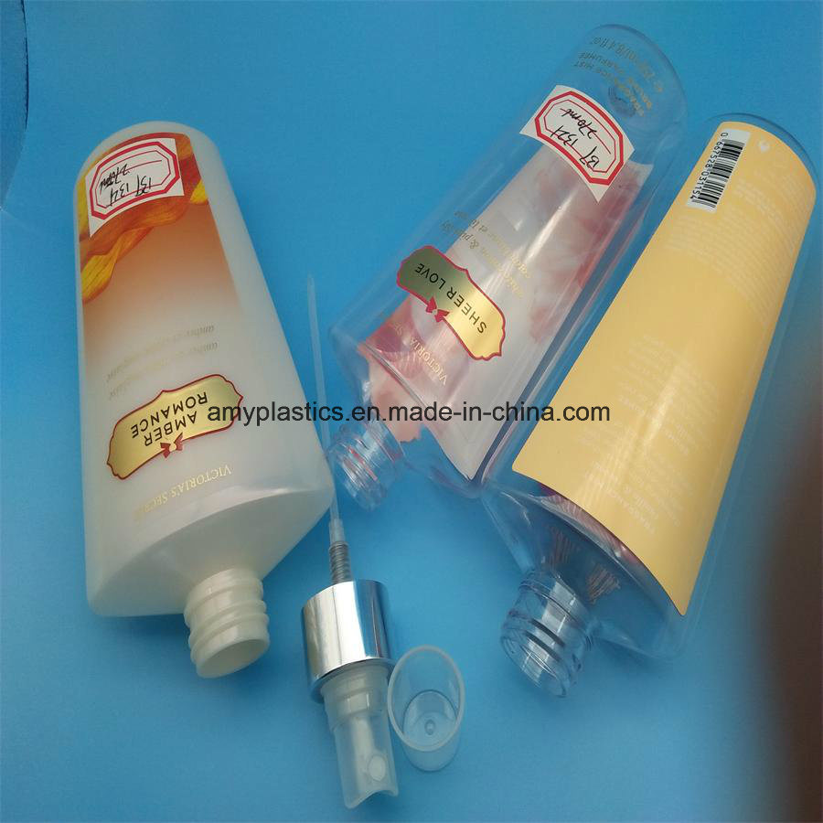 Pet Bottle for Luxury Goods Packaging