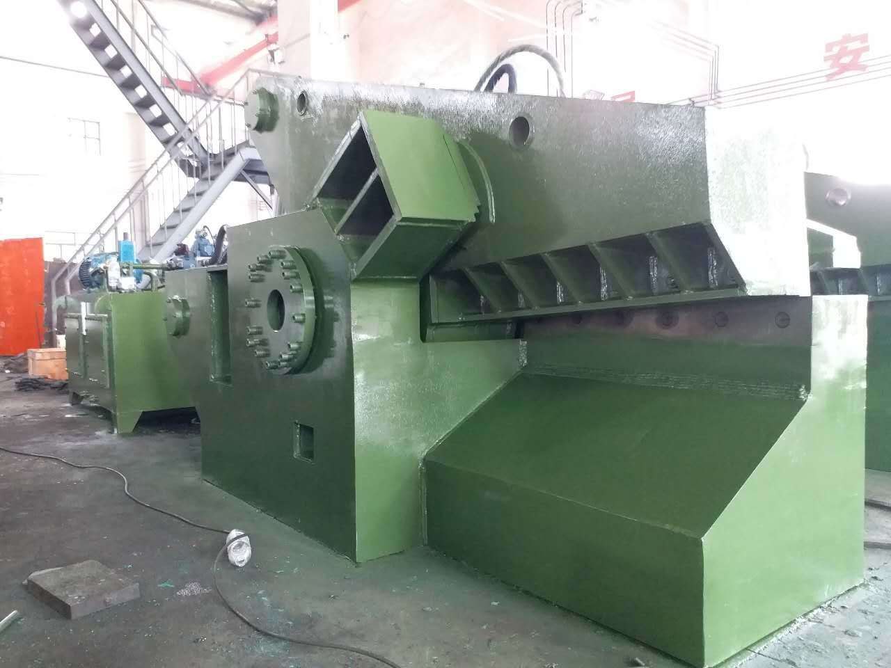 Q43-1000 Alligator Scrap Metal Shear Machine