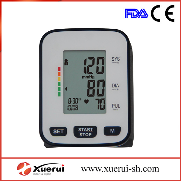 Wrist-Type Medical Automatic Blood Pressure Monitor