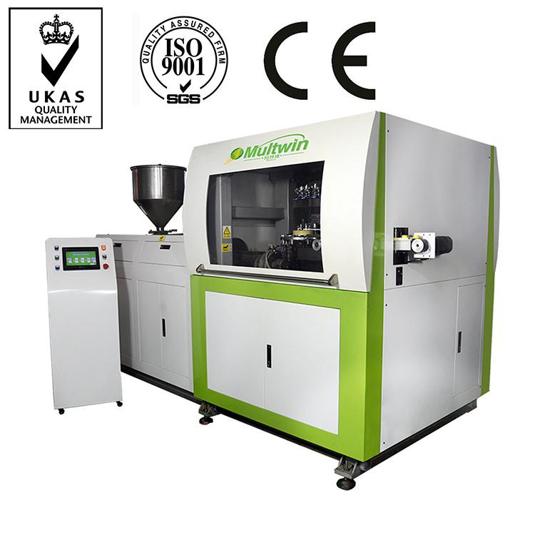 ISO Plastic Cap Compression Molding Machine for Threaded Screw Caps