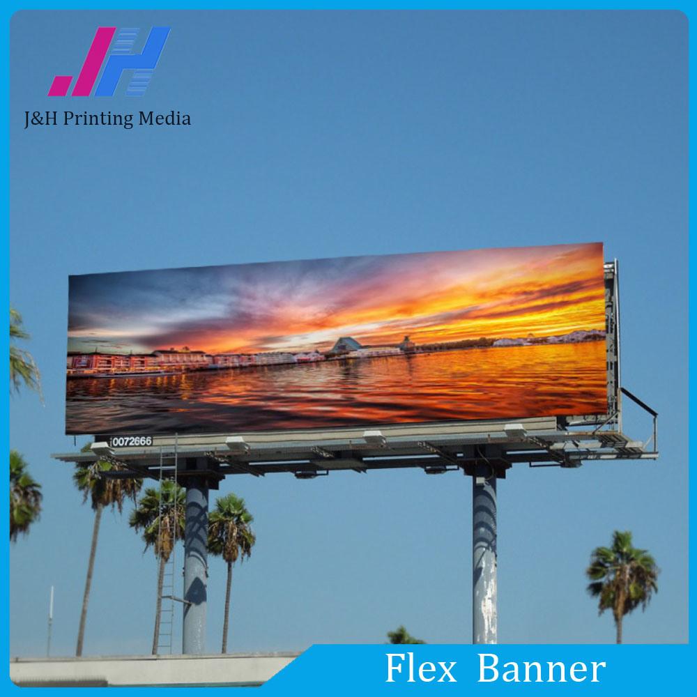 PVC Frontlit Banner Flex for Digital Printing