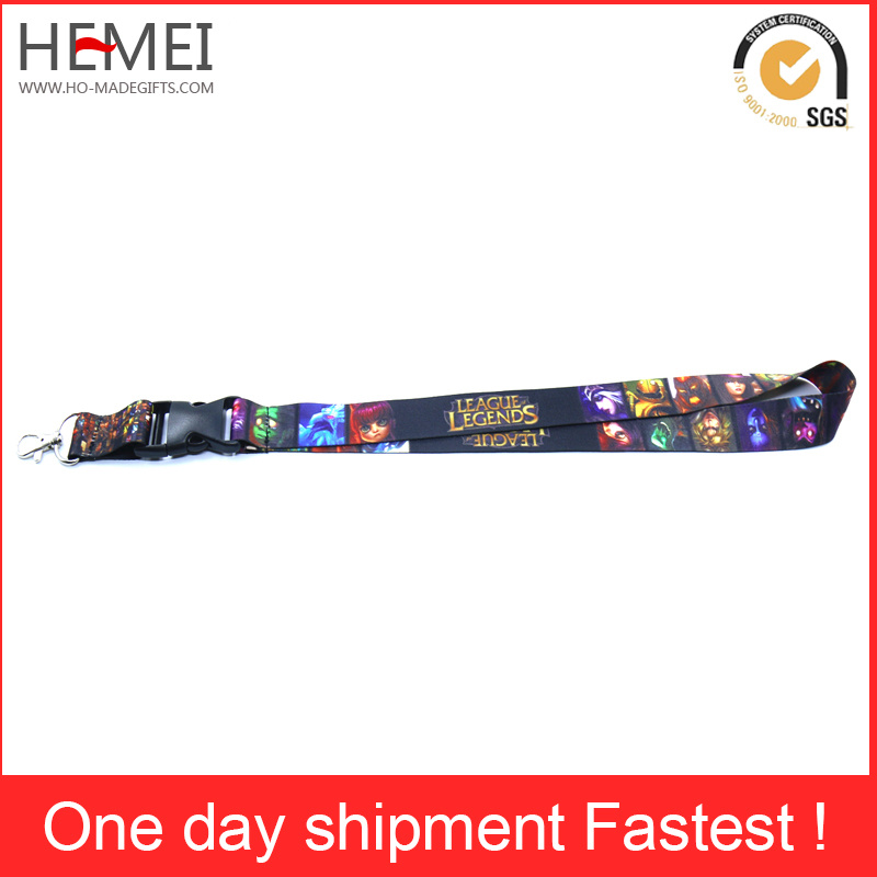Professional Manufacturer of Lanyard with Various Hook
