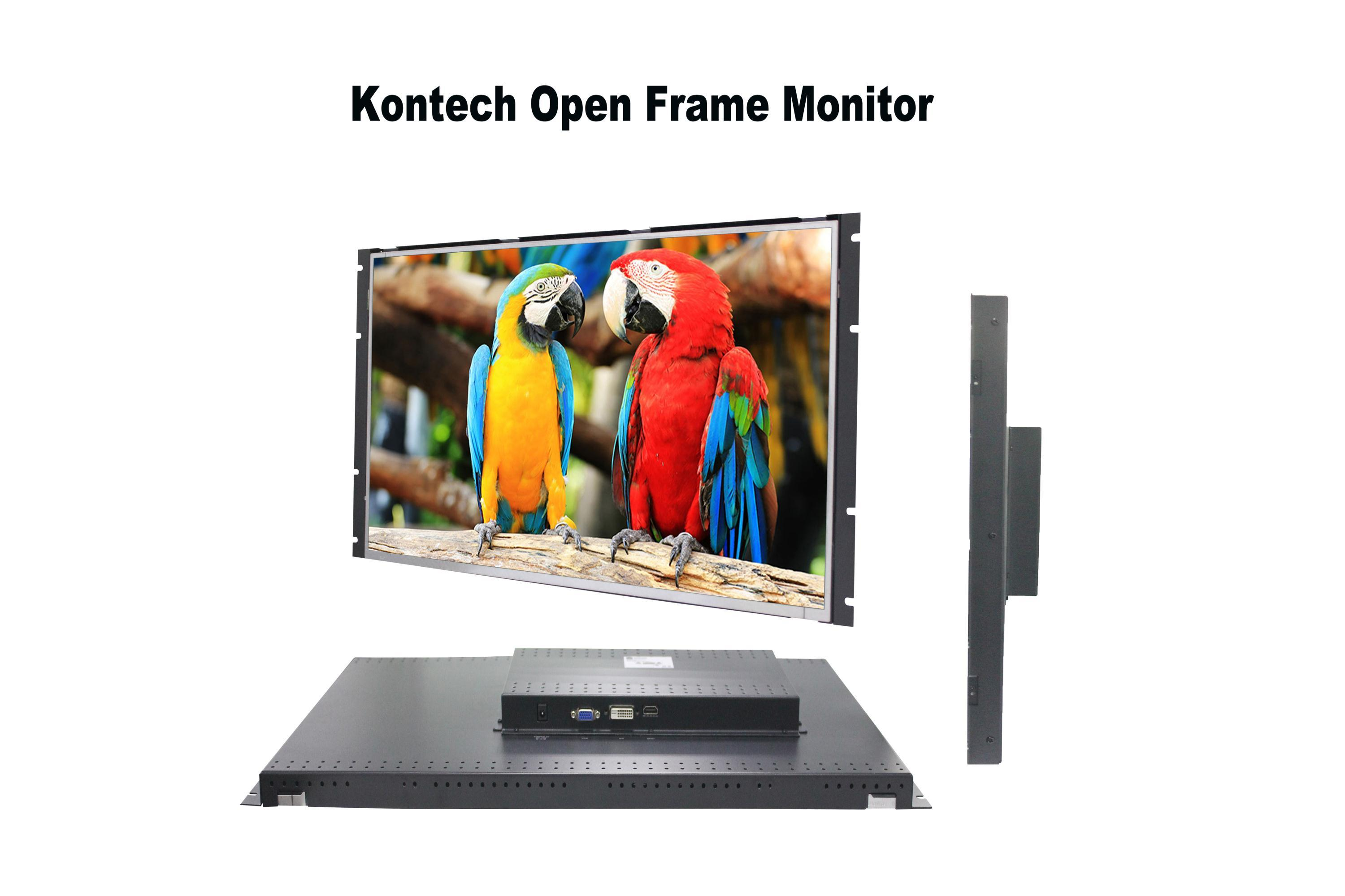 "2017 New Arrival 27"" Open Frame Touch LCD Monitor/Screen/Display"