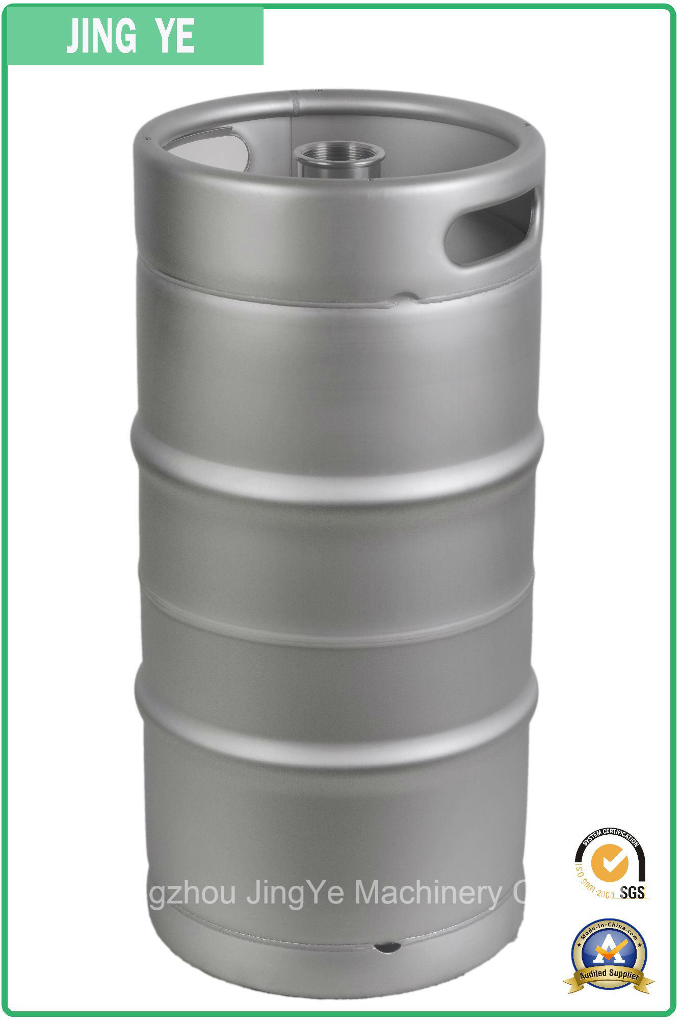 Us 1/4 Beer Keg 29.8L
