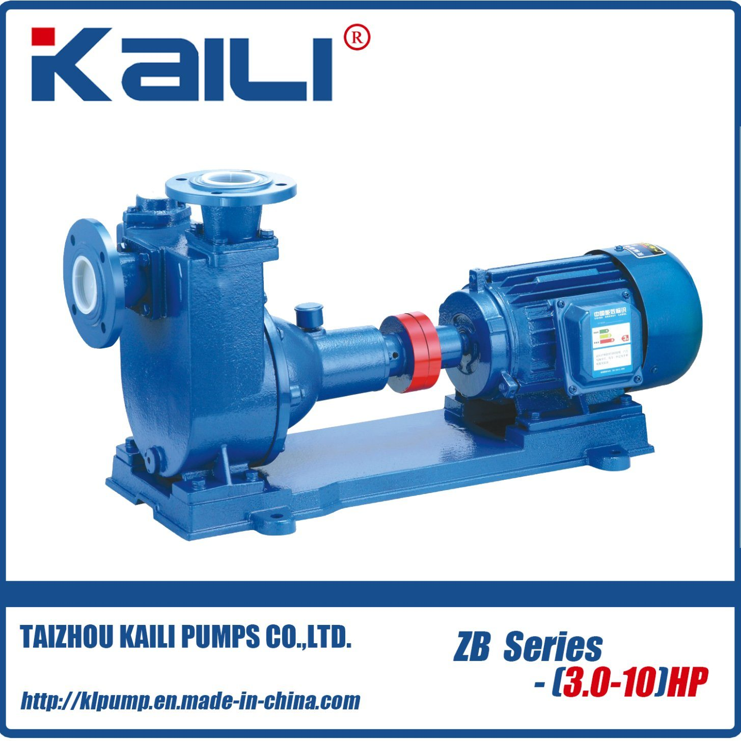 ZB Self -Priming Centrifugal Pump