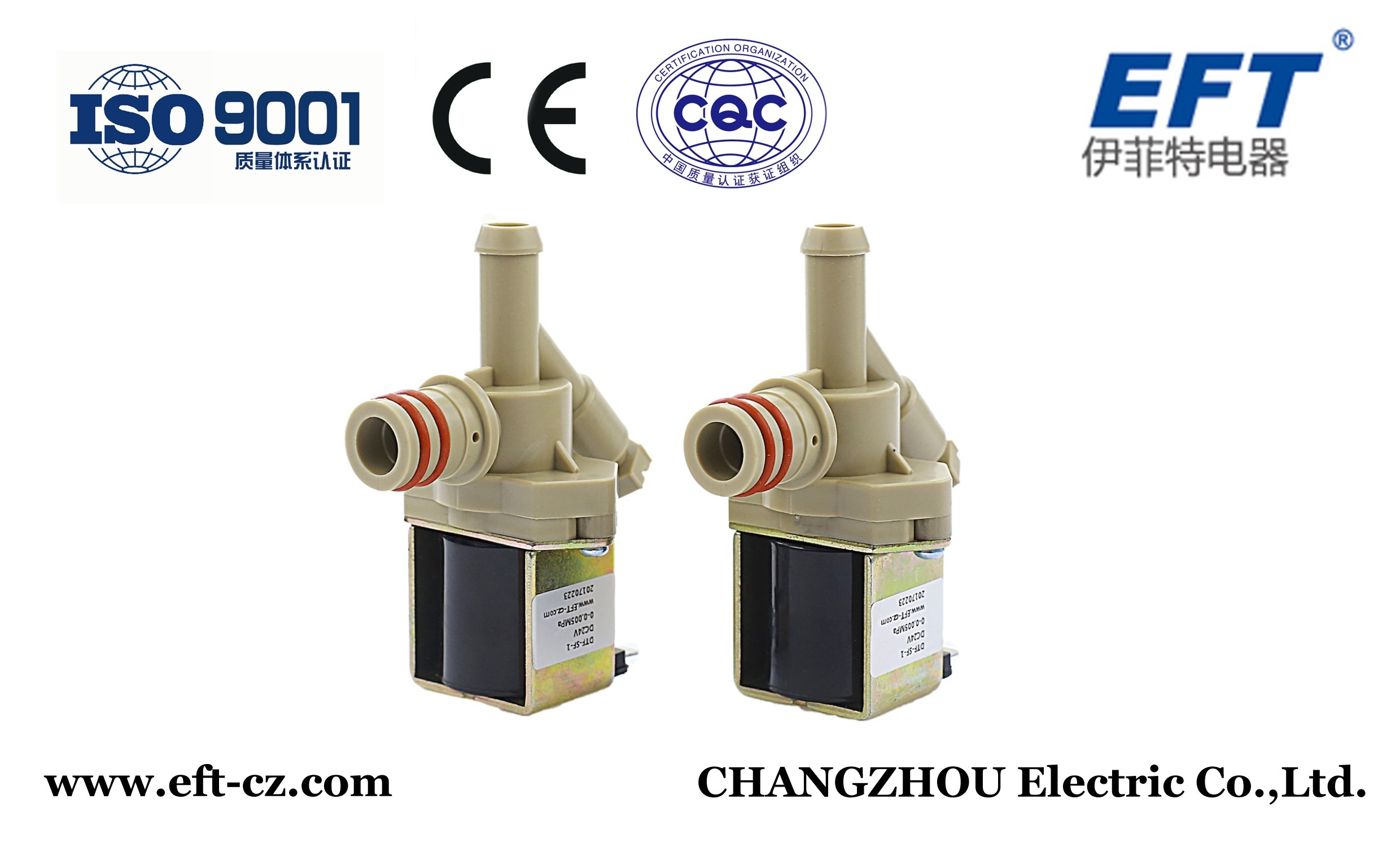 High Quality Water Valve, PP Material