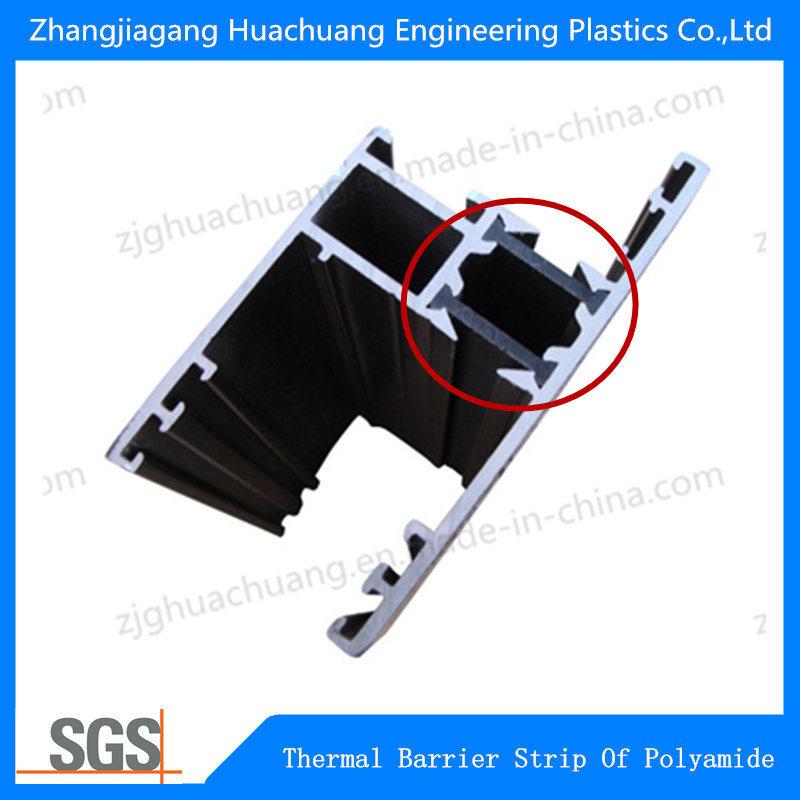 I Shape Glassfiber Reinforced Polyamide 66 Thermal Break Strip 10mm-32mm